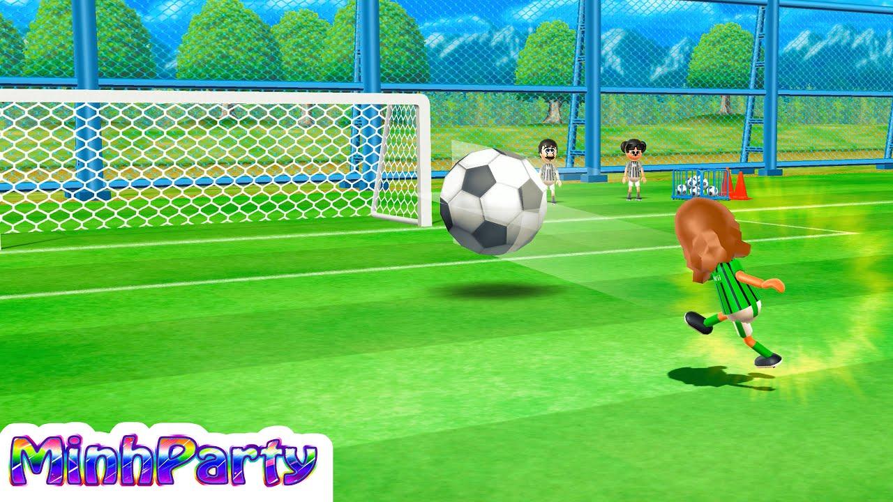 Wii Party Minigames Player Vs Tyrone Vs Eddy Vs Sakura