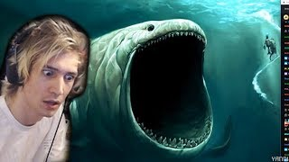 xQc Reacts to 5 Most Mysterious Underwater Sounds Ever Recorded | with Chat!