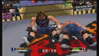 WCW NWO Revenge Finishers
