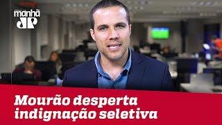 General Mourão desperta indignação seletiva | Felipe Moura Brasil