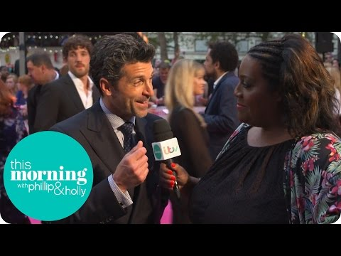 Bridget Jones's Baby Pink Carpet Premiere | This Morning