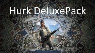 Test des armes du DLC Hurk Deluxe Pack