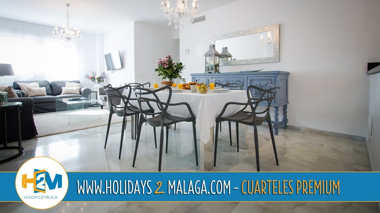 Holidays 2 Malaga - Apartment for Rent Cuarteles Premium ...