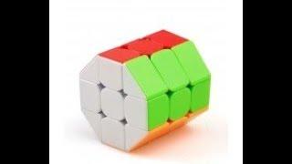 Как собрать кубик восьмигранник