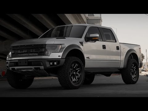 FuelTM Ambush Wheels On The Ford Raptor