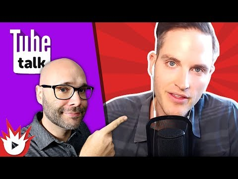 How to 10X Your YouTube Results with Sean Cannell -  Tubetalk ep. 145 Video Marketing Podcast