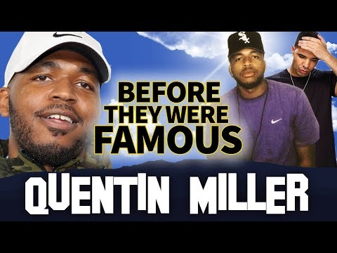 QUENTIN MILLER   Before They Were Famous   Drake Ghostwriter ?