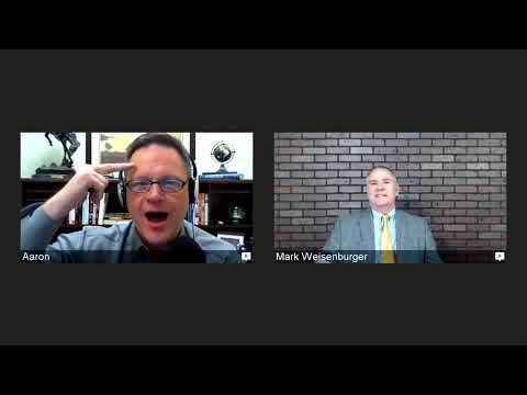 Aaron Young Interview how to become Unshackled - Mark Weisenburger
