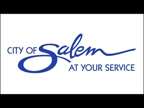 Salem City Council Meeting - September 12, 2016