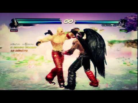 Tekken Tag Tournament 2 » Bryan 16 Taunt Jet Upper ! [Personnal Record]