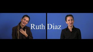 Ruth Diaz 1 min Monologues 2020 www.RuthDiaz.tv 312 709 8647