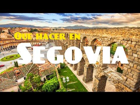 Que hacer en Segovia   Cerca de Madrid   Que hacer en España #6   Lecciones de Viaje