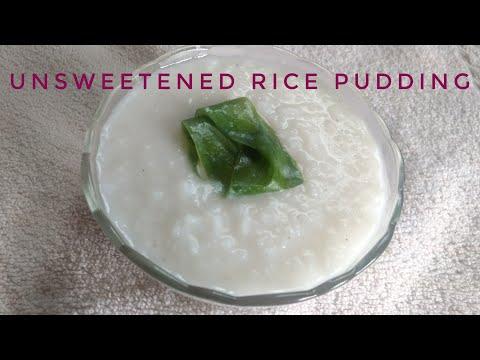 Cheppi kheeri (cheppe payasa)| Unsweetened rice pudding by Pleasure cooker