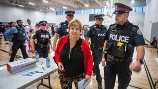 JOURNALIST KICKED OUT: Toronto Police remove Sun writer at open meeting on healing lodge