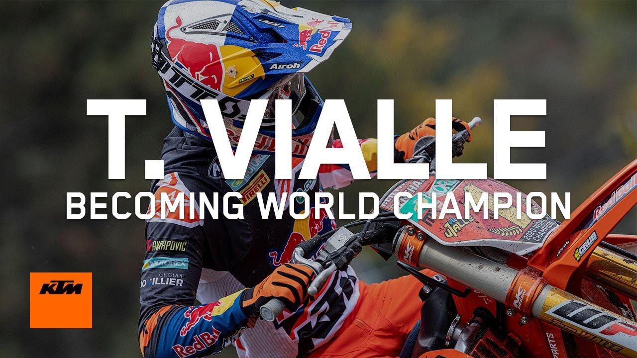 Tom Vialle – Becoming World Champion   KTM