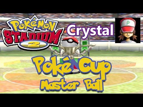 Pokémon Stadium 2 - Poké Cup Master Ball