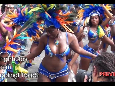 LABOR DAY 2014, 5HOURS + OF Video. PARADE IN BROOKLYN. NY