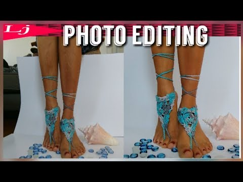 How to edit your pictures for free using Airbrush - Professional pictures for your online store