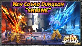 Cosmo Ss Di Titan Lt 8 Shrine Easy Complete Clear Saint Seiya Awakening Youtube
