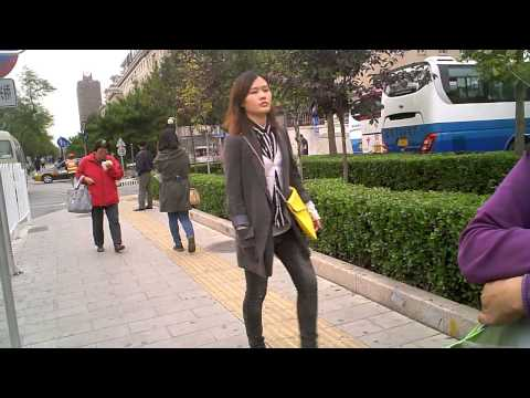 Street Entertainment in Beijing (China series #11)