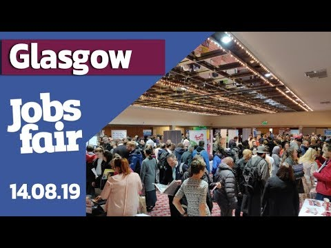 Glasgow Jobs Fair