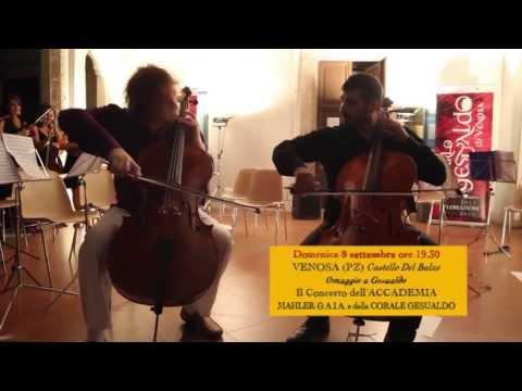 Da venosa a Monticchio Laghi FATA - Ateneo Musica Basilicata