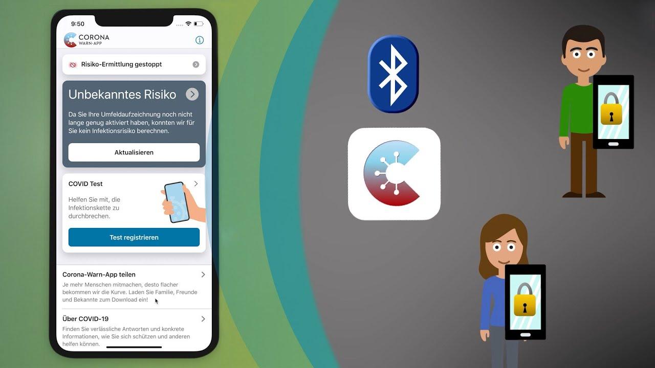 Corona Warn App Die App Funktioniert Rki Zieht Nach Einem