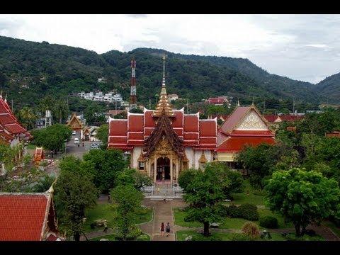 Wat Chalong / Phuket / Thailand