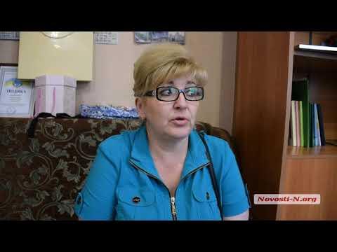 Видео 'Новости-N': в Николаеве буйный пациент избил прохожего