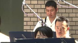 陸上自衛隊第12音楽隊 吹奏楽 天虎-虎の女 2017年NHK大河ドラマ「おんな...