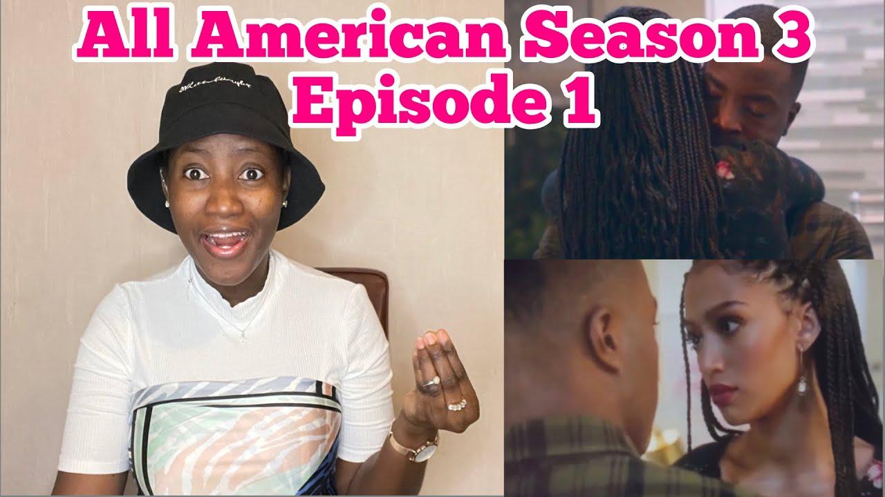 Download All American Season 3 Episode 1 || Olivia & Spencer 🥰