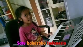 Pak Mus Karaoke Tanpa Vokal + Lirik Lagu Anak Aku Anak Indonesia 092017
