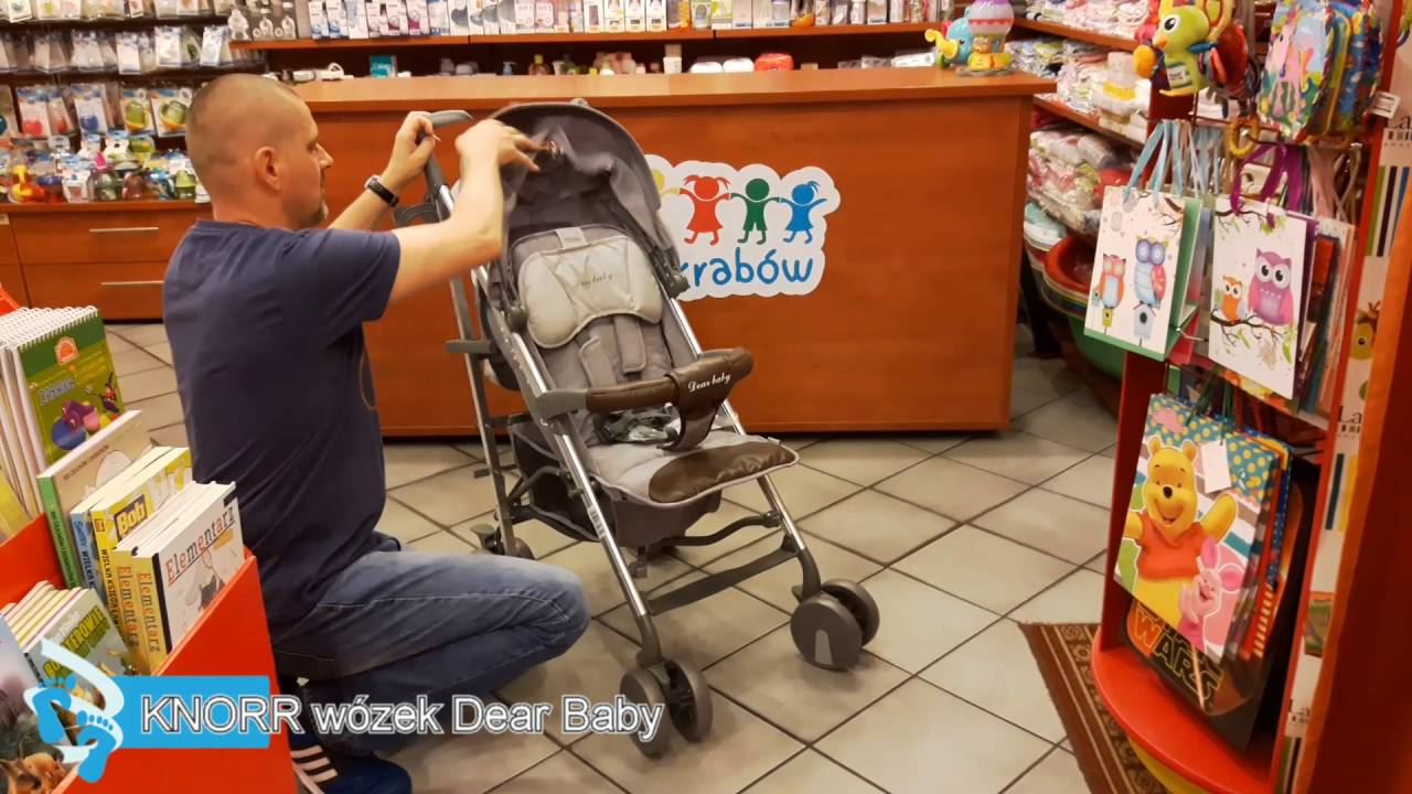 Knorr Baby Buggy Styler Test Knorr Wózek Spacerowy Dear Baby Urwis Com Pl
