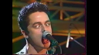 Green Day - basket case - first french tv show !!  ( npa 20 oct 1994 )
