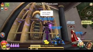 Wizard101 - Secret Door In Arcanum? Hints/New School?