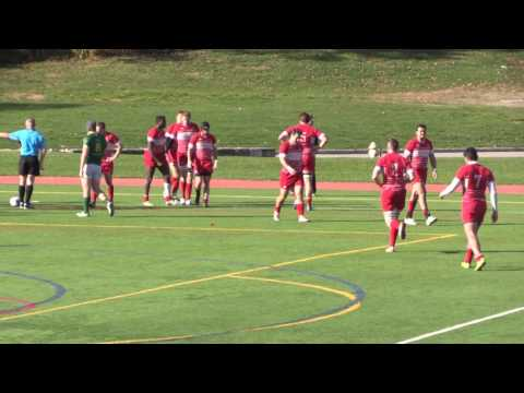 2016 ARP – New York AC vs. Boston Irish Wolfhounds 11/12/16 Part 1