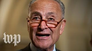 Schumer won't say if bigotry is an impeachable offense