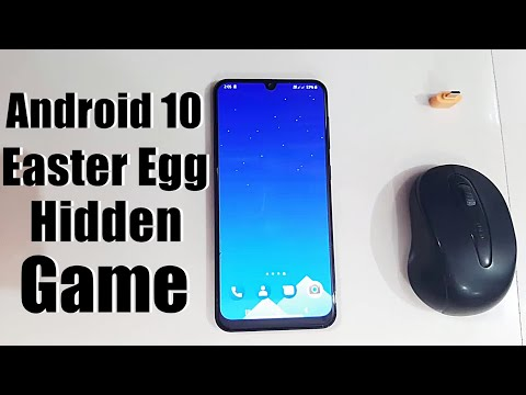 Android 10 Easter Egg Hidden Game