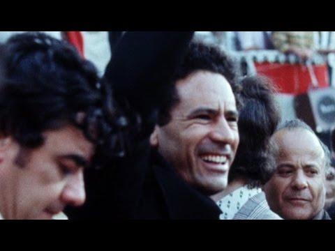 Gaddafi Sponsors Worldwide Terrorism