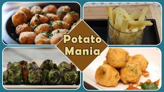 Potato Mania | Easy To Make Potato Recipes