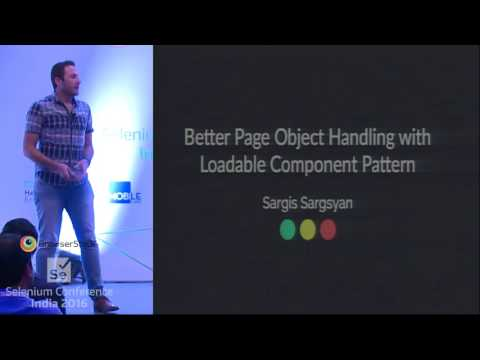 Better Page Object Handling with Loadable Component Pattern