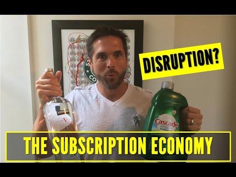 Will Amazon Dash And The Subscription Economy Disrupt Retail?