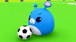 Мультфильмы для Детей - Руби и Йо-Йо - Футбол thumbnail