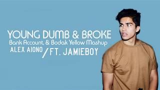 Baixar Young Dumb & Broke, Bank Account, & Bodak Yellow Mashup   Alex Aiono ft. JamieBoy (Lyrics)