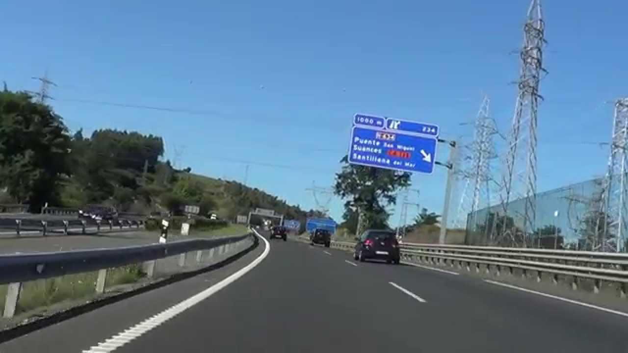 Download Autovía A-8: Torrelavega - Gijón