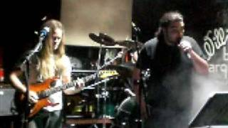 The Doors + Deep Purple - Roadhouse Blues + Black Night - Banda Bazick