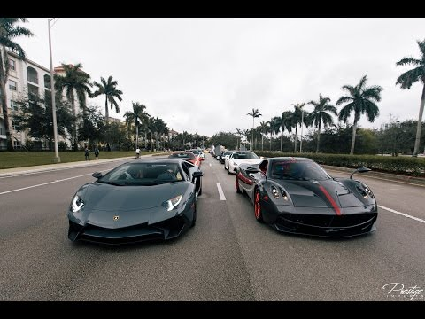 200+World's Greatest Supercars BLASTING BY. Pagani Lamborghini Ferrari in Action SUPERCAR INVASION