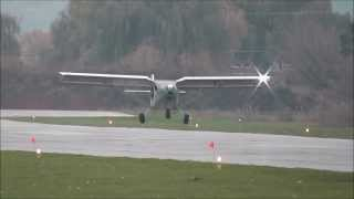First Flight: Zenith STOL CH 750 with the Rotax 912iS engine