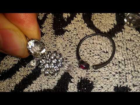 Как проверить бриллиант в домашних условиях
