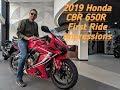 2019 Honda CBR 650r India| First Ride Impressions| Best 4 cylinder bike under 10 lac Rupees ?